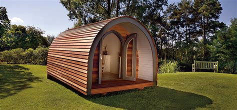 Small Living Rooms by Garden Pods Garden Hideouts