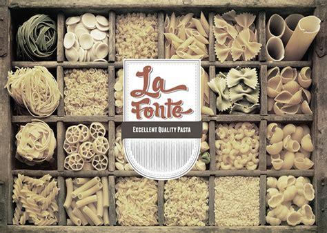 Jual Spaghetti La Fonte by La Fonte Pasta On Behance