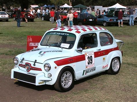 Garage Abarth by Fiat Abarth 850tc Classic Garage Fiat