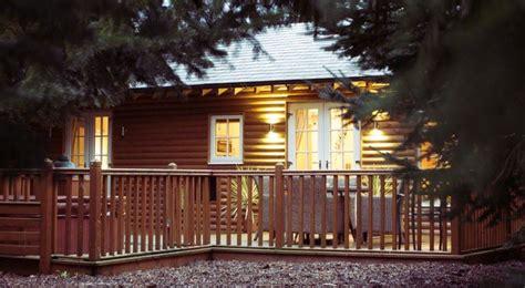 log cabin breaks log cabin holidays luxury lodge breaks in the uk