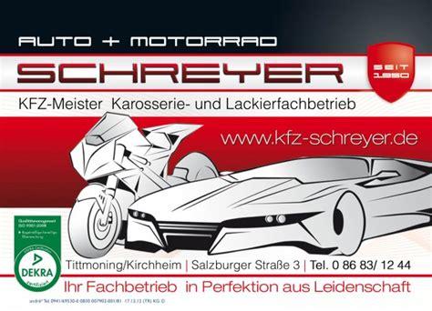 Gebrauchte Motorräder Traunstein by Traunstein Shopping De Auto Motorrad Werkstatt