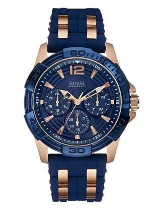 Gc Chrono Gc045 Brown Blue watches for guess