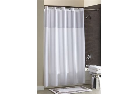 mildew proof shower curtain mildew resistant shower curtain sharper image