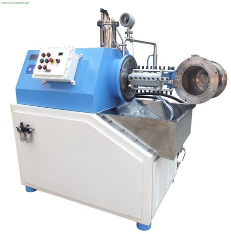 laboratory bead mill coating machine nano pin type bead mill bead mill