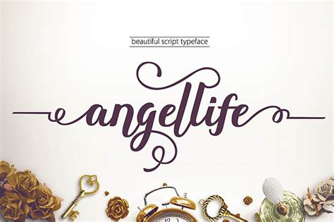 Wedding Font With Tails by 15 Free Script Fonts For 2016 Graphic