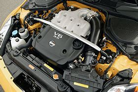 moteur v6 vq nissan — wikipédia