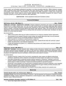 Classroom Aide Sle Resume by Arabic Resume In Usa Sales Lewesmr