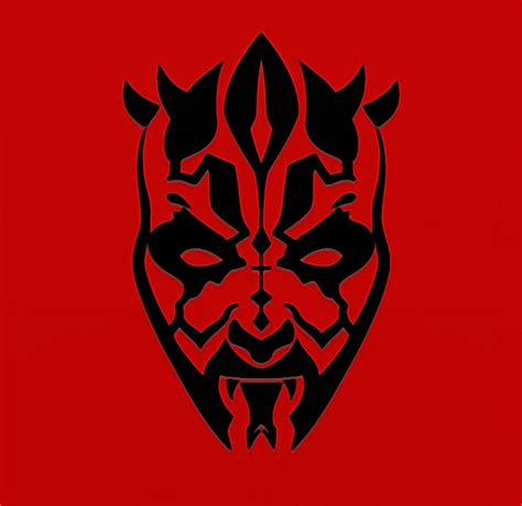 darth maul template darth maul by kravinoff on deviantart