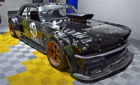 Ken Block Unveils 845 HP AWD '65 Mustang » AutoGuide.com News
