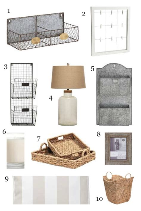 find home decor friday find farmhouse home decor how to simplify