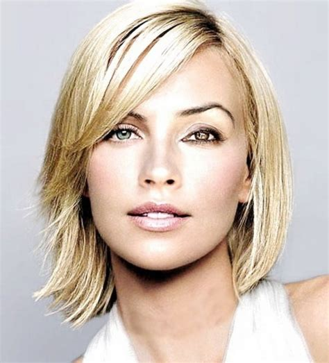 photo hair cut women oval face with high cheek bones oval face medium haircuts medium hairstyles oval face 2016