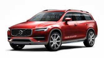 Volvo Comes From What Country Volvo V90 Cross Country Ers 228 Ttaren Till Xc70 Teknikens