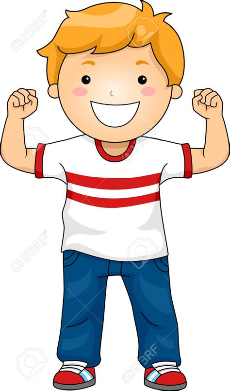 children clipart strong clipart clipartxtras