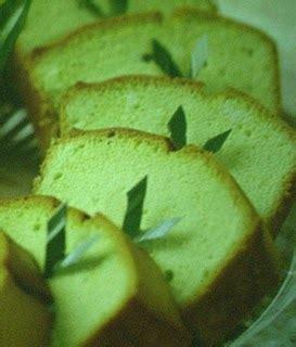 Membuat Kue Bolu Pandan | resep dan cara membuat kue bolu