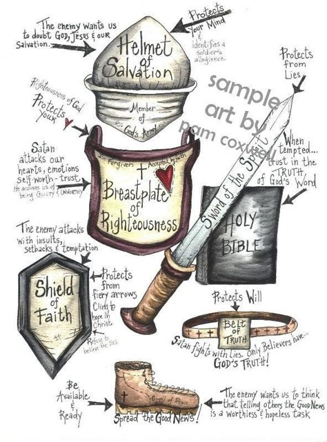 Armoir Of God by 25 Best Ideas About Armor Of God On