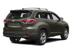2015 Toyota Highlander Xle New 2015 Toyota Highlander Xle V6 4d Sport Utility Near