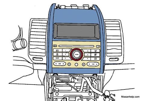 nissan almera radio wiring diagram 34 wiring diagram