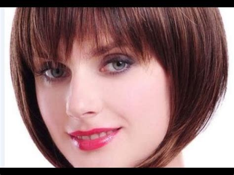 styles for fine thin hair youtube short bob hairstyles for fine hair with bangs youtube