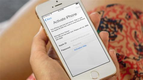 bypass icloud activation lock  iphone  ipad