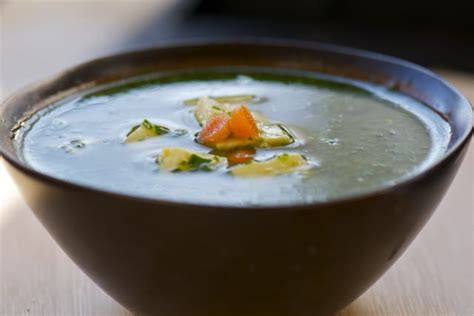 Detox Miso Soup by Spinach Miso Soup Namely Marly