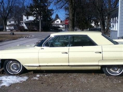 Sparepart Lowrider find used 1969 cadillac coupe air bagged