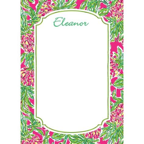 Lilly Pulitzer Gift Card - lilly pulitzer correspondence cards spike the punch