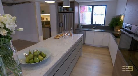 The Block Kitchens 2015 by The Block 2015 Kitchen Reveals The Block 2018