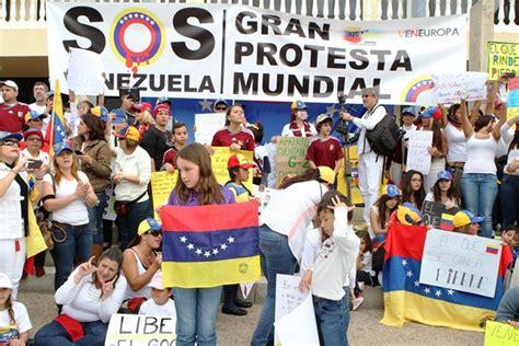 imagenes sos venezuela galer 237 a de fotos de la manifestaci 243 n sos venezuela en