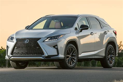 lexus suv 2016 2016 lexus rx 350 suv pricing for sale edmunds