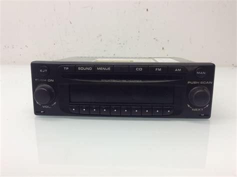porsche stereo 2003 2004 porsche 911 996 boxster am fm radio stereo