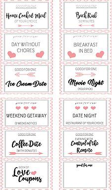 Coupon Book For Husband Vfix365 Us Coupon Book Template For Boyfriend