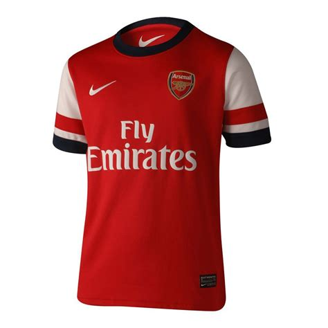 arsenal jerseys buy nike arsenal home 2013 14 junior soccer jersey red