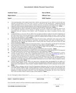 Consent Letter Format Project Guide sample consent form 8 examples in word pdf