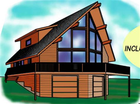 small cabin plans with garage cabin plans cabin