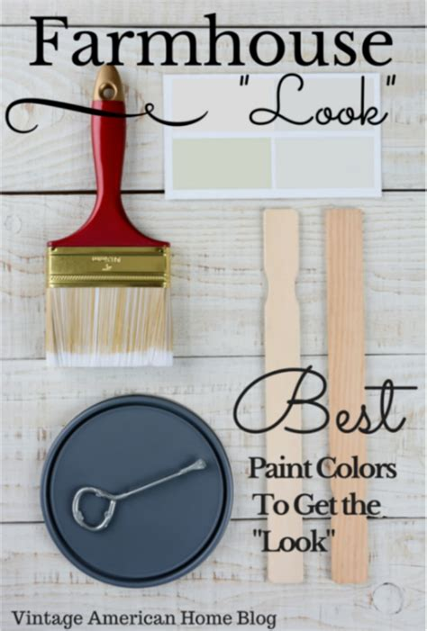 what is the best paint to use in a bathroom farmhouse look paint colors decorate like the pros