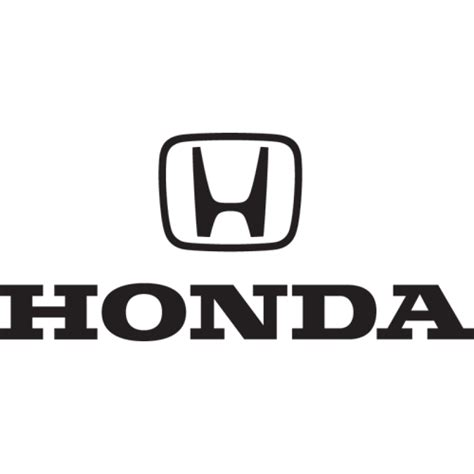Sticker Honda Logo by Honda Logo Decal Sticker Honda Logo