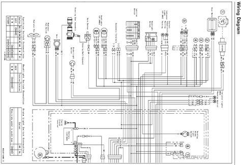 kawasaki mule 3010 fuel wiring diagram wiring