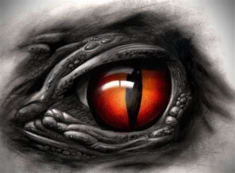 creepy eye by badfish1111 on deviantart
