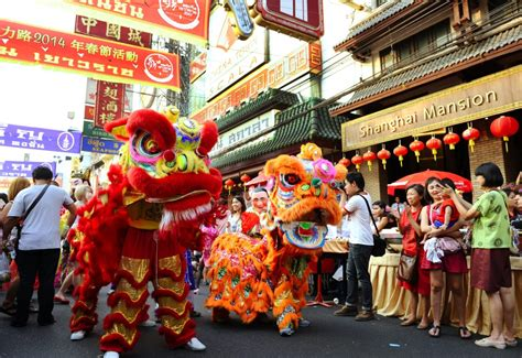 new year 2016 bangkok program f 234 ter le nouvel an chinois 2016 en tha 239 lande