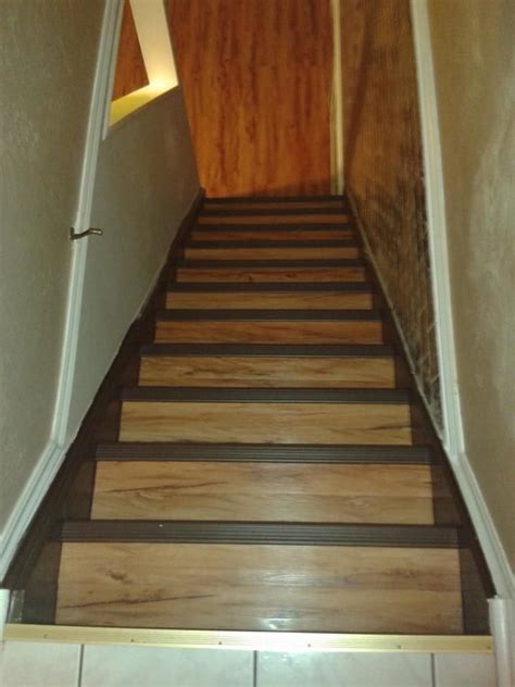 stairs on vinyl plank flooring vinyl planks and vinyl
