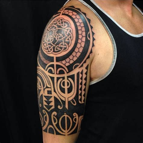 best tribal tattoos in the world best back tattoos in the world stefano alcantara scarface