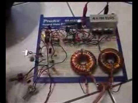 Power Ads A 5501d Monoblock class d power lifier 2kw mono diy