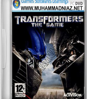 transformers the game free download pc game full version