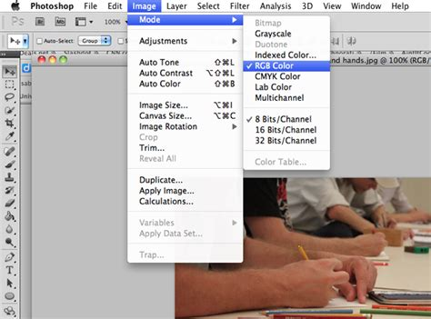 how to reset toolbar in photoshop photoshop how to edit a editing images a aa web support