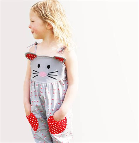 Baby Rompers 001 baby mouse summer play romper by things funky