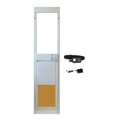 Set Srg 554 by High Tech Pet Pet Doors Exterior Doors The Home Depot