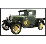 """Ford """"A"""" Pick Up 1927 A 1931  Fierros Clasicos"""
