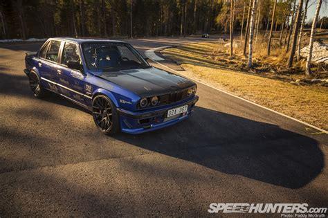 Bmw E30 Turbo by The Murderous Motor A 931bhp Bmw E30 Turbo Speedhunters