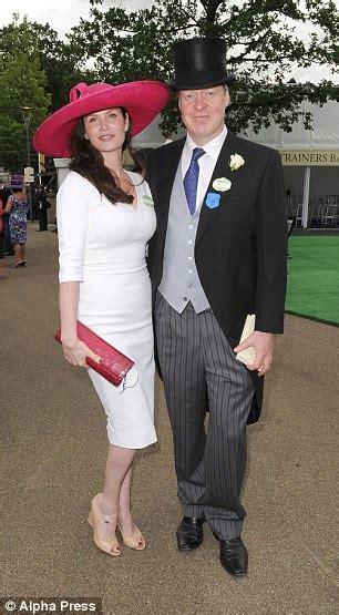 Countess Karen Spencer Earl Spencer S Third Wife Is Transforming Diana S Althrop
