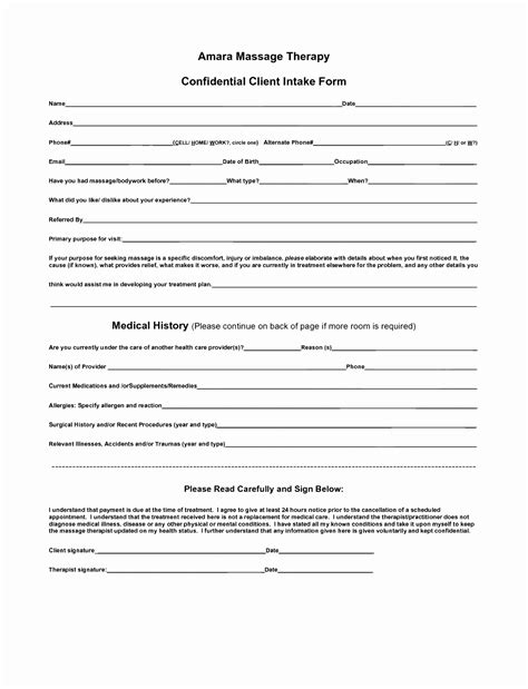 psychotherapy intake form template gallery of patient intake form template psychotherapy